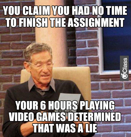 When Students Complain About Assignment Deadlines