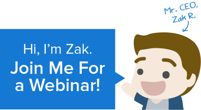 Webinar Chat with UClass CEO, Zak