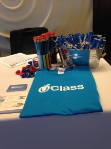 UClass Swag at SETDA Leadership Summit