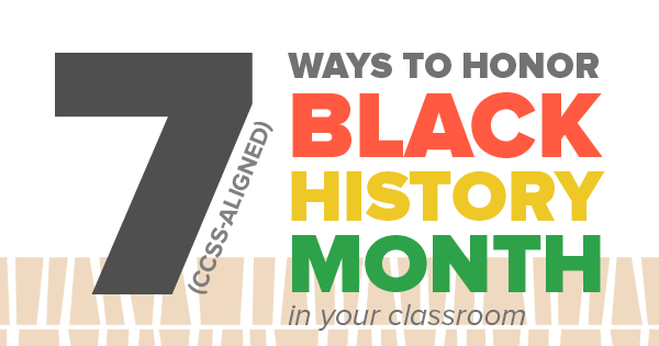 7 Ways to Honor Black History Month